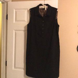 Beautifully Made Black Tahari 16 Dress 💥